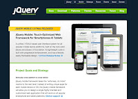 jQuery Mobile: Innovation of the Year 2011
