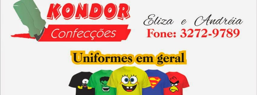 kondor confecçoes
