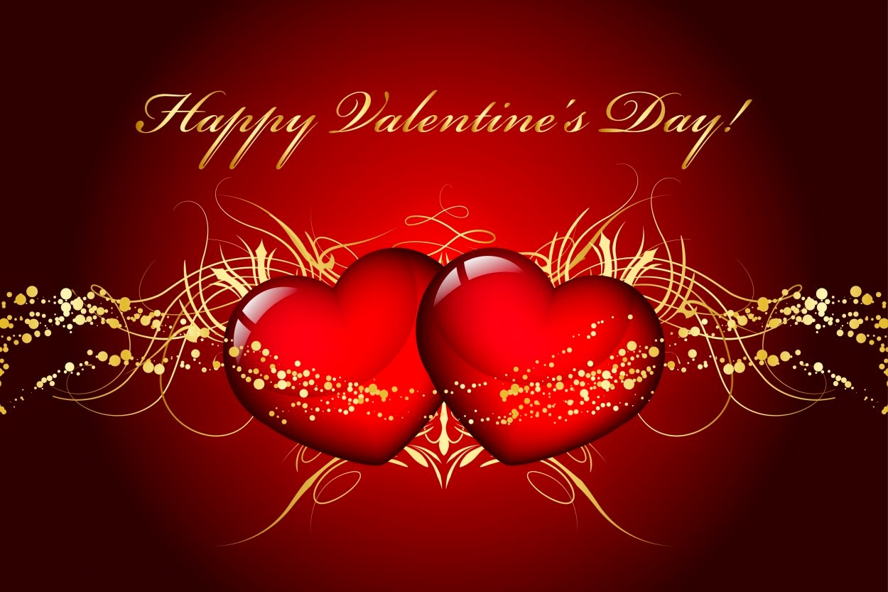 Valentines Day Cards With Hearts Quotes – Free Valentine Cards for Facebook