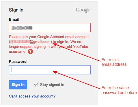 Как на ютубе сделать электронную почту