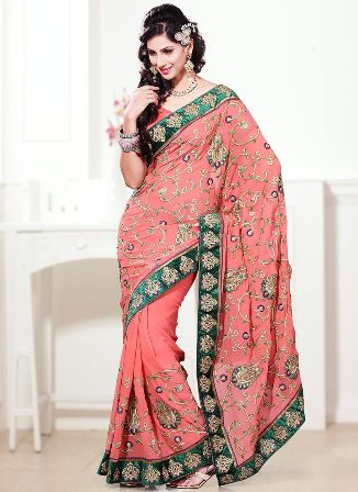 Indian-bridal-Saree