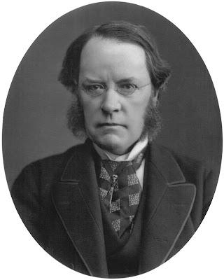 Baron Lyon Playfair, Tokoh yang Mempopulerkan Playfair Chiper
