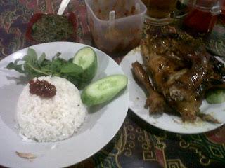 Ayam Bakar KPK