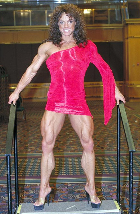 Sheila Bleck Female Muscle Bodybuilding Blog Pro