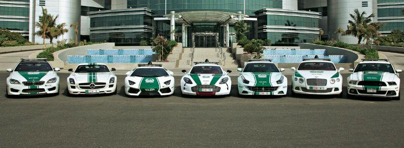 Dubai S Multi Million Dollar Police Cars Supercar Chronicles