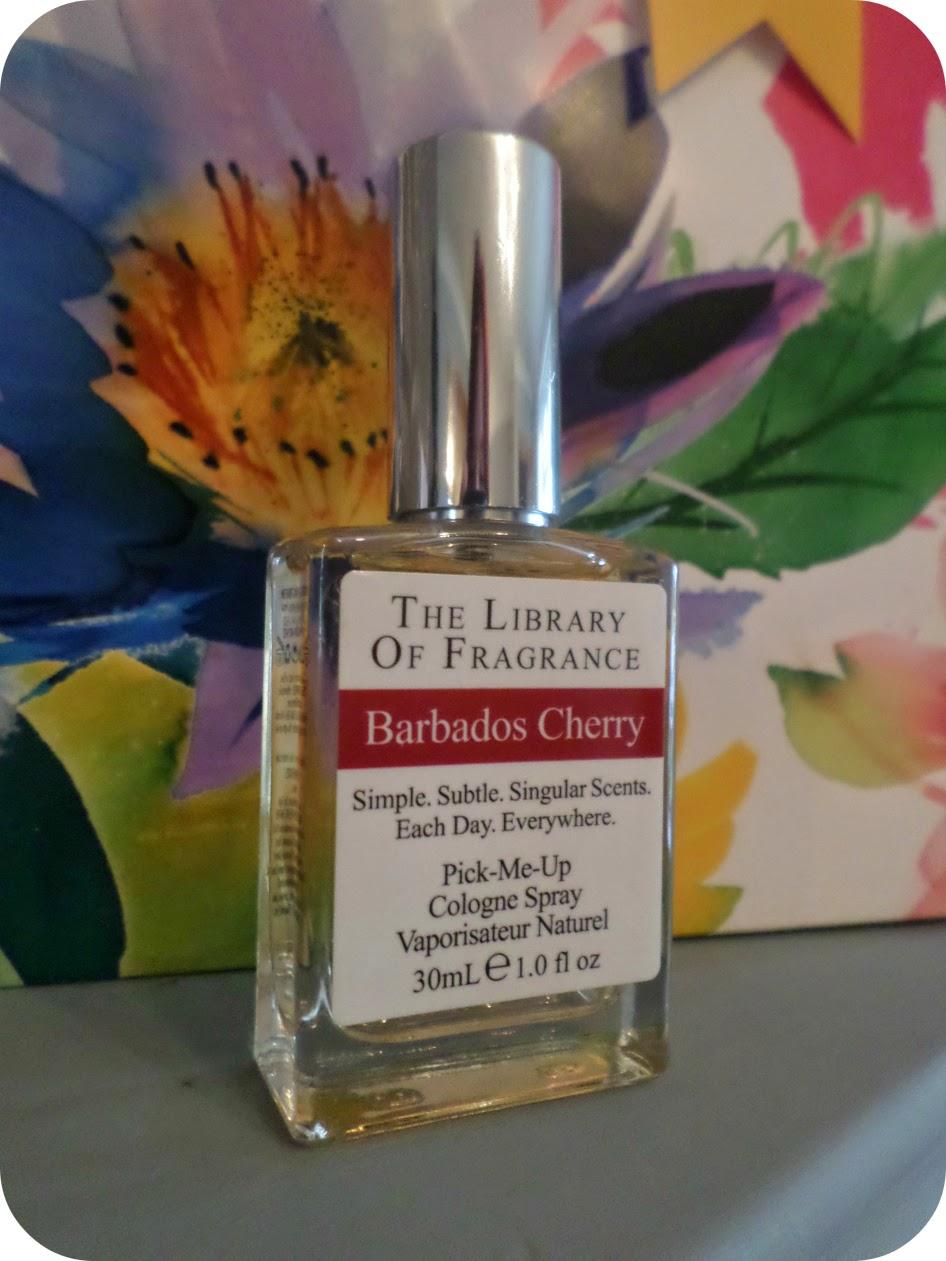 Barbados Cherry Scent