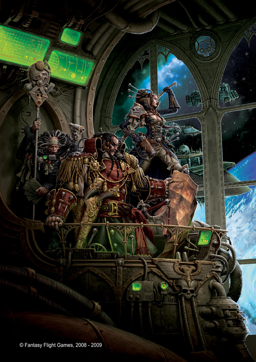 tower of zenopus thoughts on the 40k rpg s