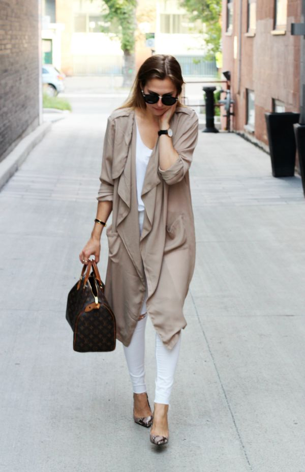 curated by amy amy piotrowski how to wear a trench in summer