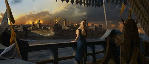 Game of Thrones S03E01. Valar Dohaeris Daenerys