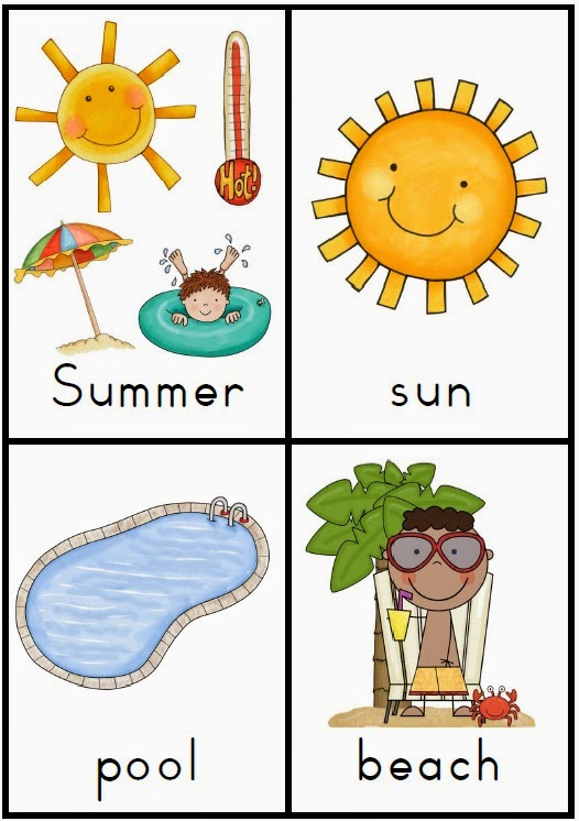 Sliding into Summer with a Freebie - Clever Classroom Blog