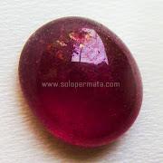 Batu Permata Merah Delima Ruby - SP940