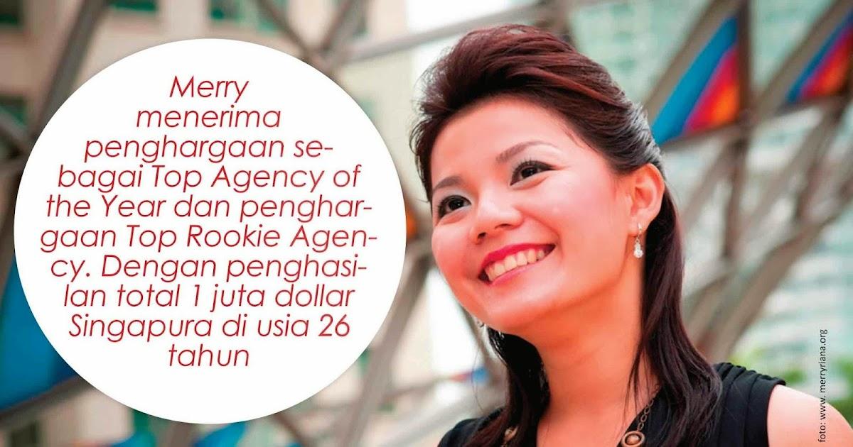 Biografi Merry Riana - TERSEMANGAT.COM