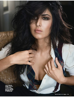 Katrina Kaif Sizzling UHQ Pics from GQ Magazine Dec 2015 Must SEE