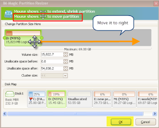 Download IM-Magic Partition Resizer 2.5.2