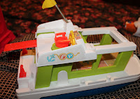 Fisher Price Boat