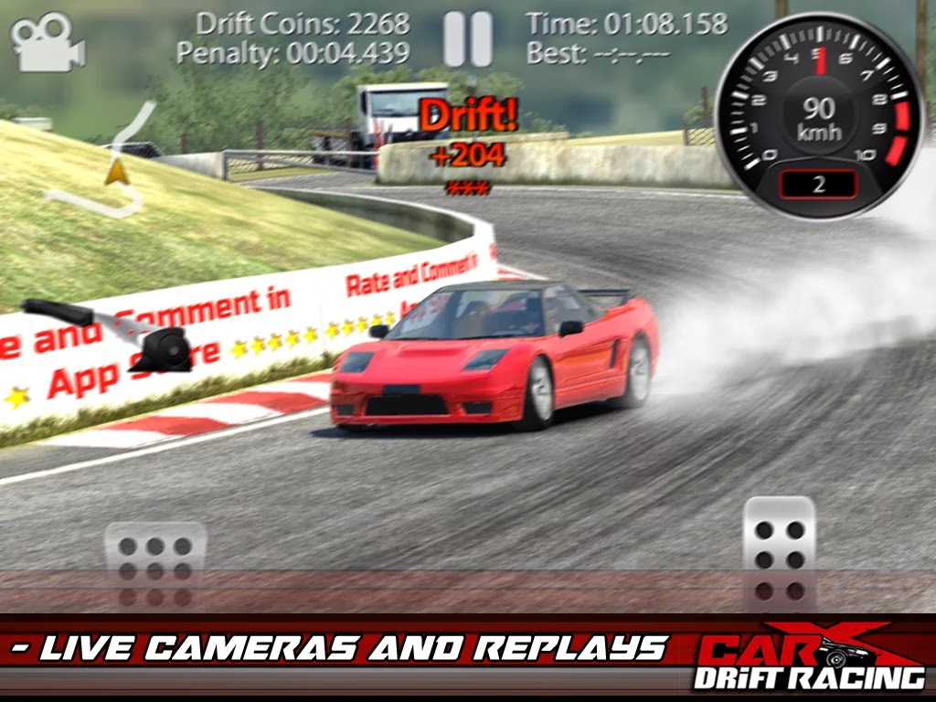 CarX Drift Racing v1.1 [Mod Money]