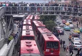 Transporte Público en Colombia