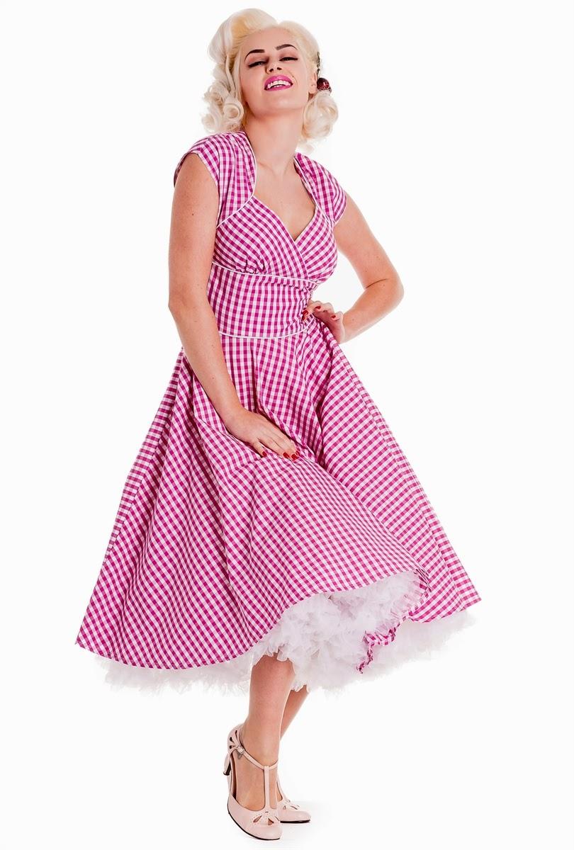 Misspoppywear, retro kledij met stijl!