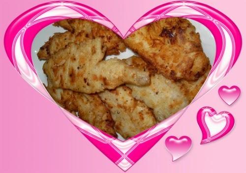 Azam Ramadan Su, Makaroni Carbonara, Scallop Chicken, Chicken alla pizza Iola