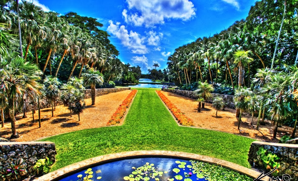 Fairchild Tropical Botanic Garden Miami