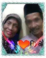~♥~♥ Xda penggantinya (My mum n dad)