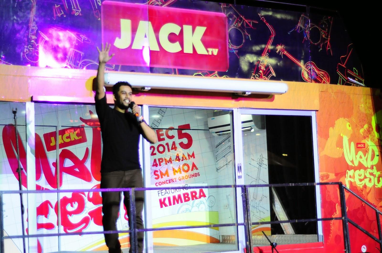 Juan Miguel @ Jack TV's MAD Fest