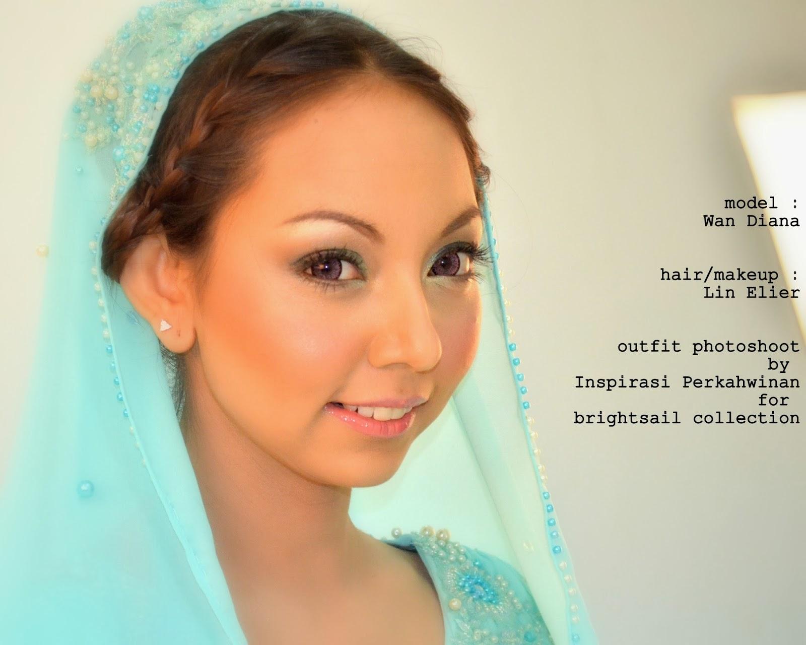 Sample Wedding Makeup : Natural Make Up Artist - Lin Elier ~ Beautiful Natural ...