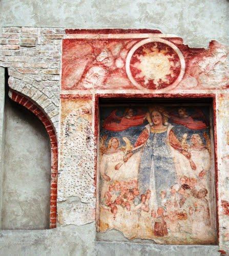 Udine - Affreschi
