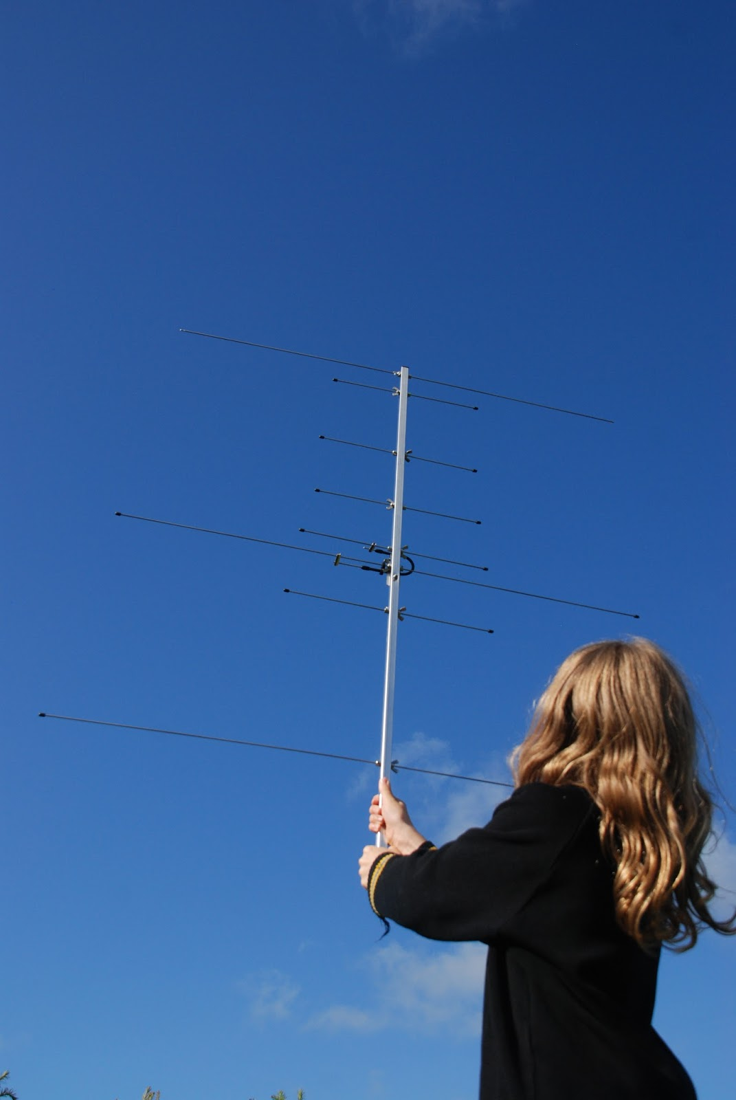 Send that amateur beam antenna are love