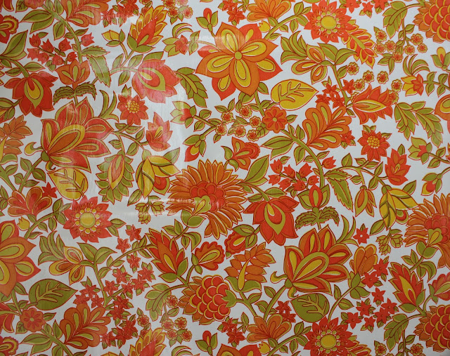 1970s vintage wallpaper retro - photo #13
