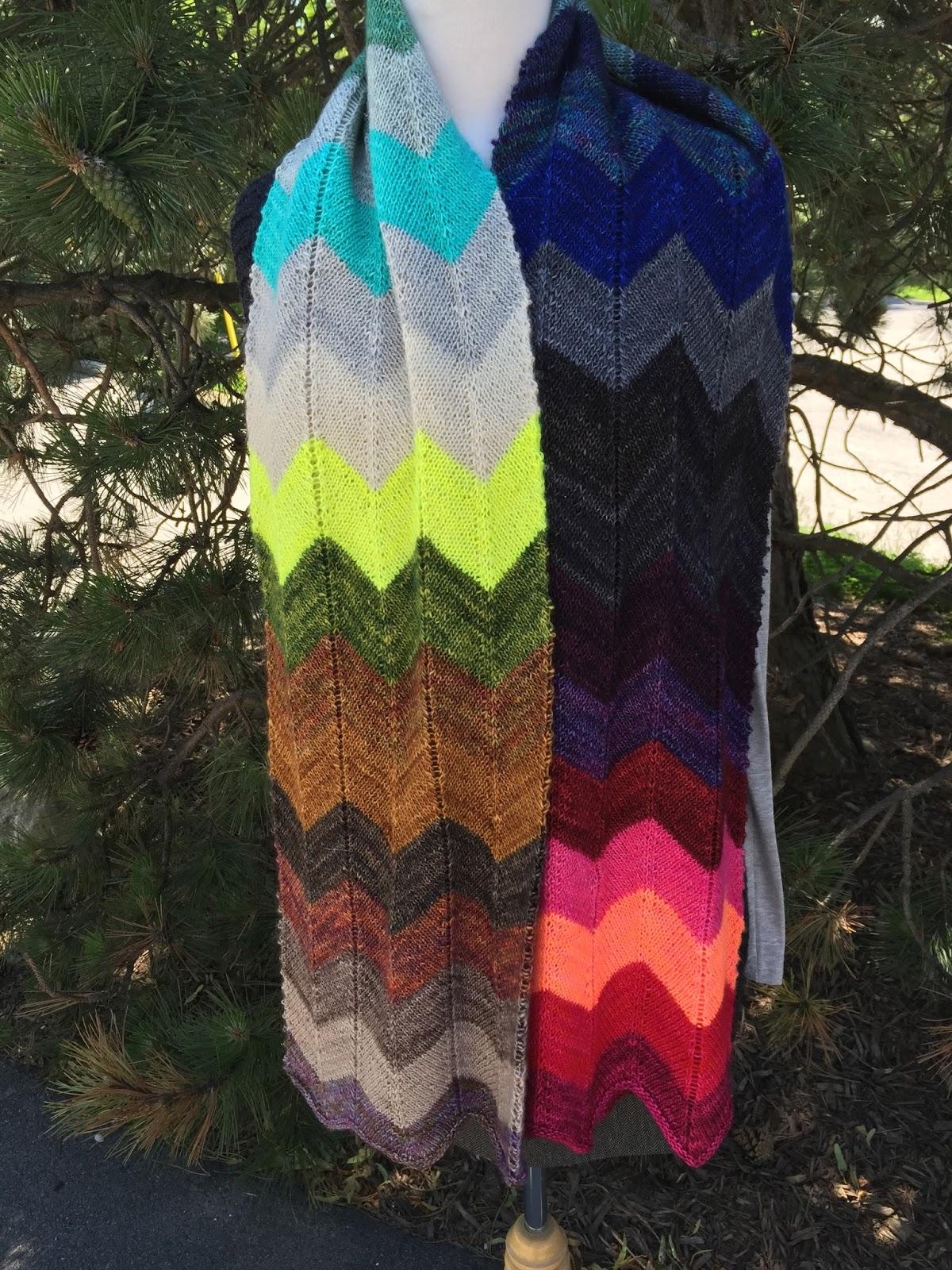 A Really Good Yarn: Unicorn Stripes