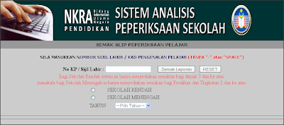 UPSR PMR SPM