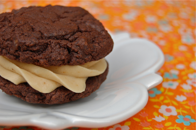 Cookie Brownies Brownie Sandwich Cookies