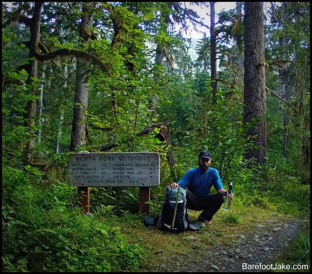 North Fork Quinault Trailhead