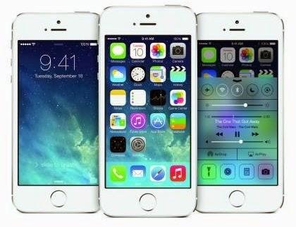 iPhone 5s - 420x323