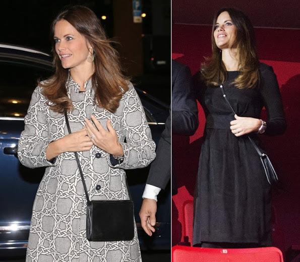 Prince Carl Philip And Princess Sofia Attended The Hela Sverige Skramlar Concert In Stockholm