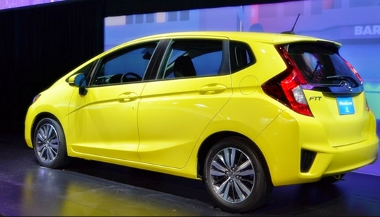2016 Honda Fit Shuttle Hybrid Specifications Consumption U.S.