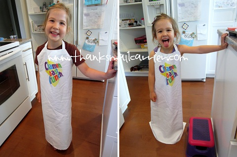 Betty Crocker apron