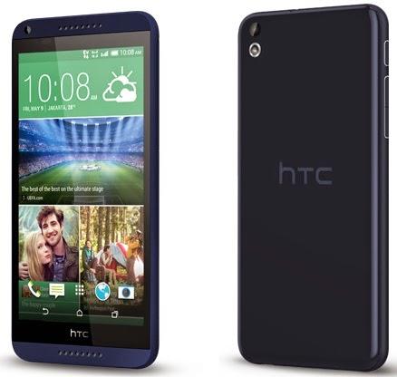 HTC Desire 816 Smartphone Android Harga Rp 4 Jutaan