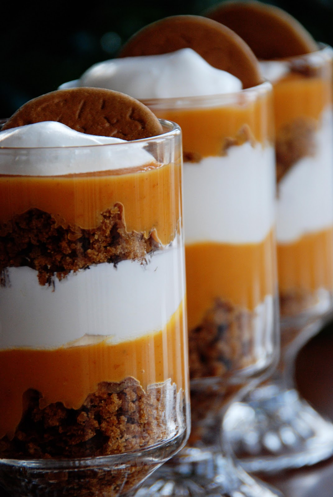 Simple Girl: Pumpkin Gingerbread Trifle