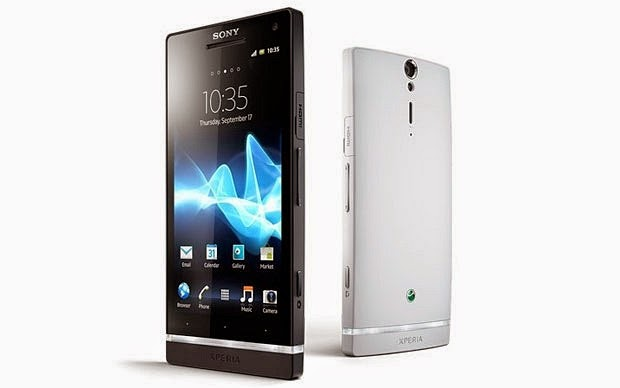 Sony Xperia S mobile phone review