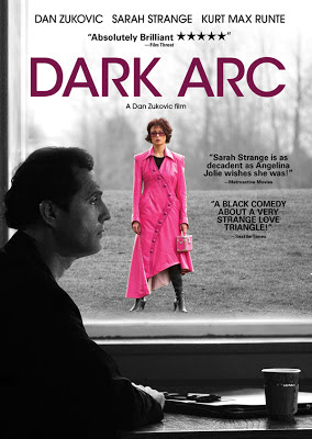 Dark Arc, Directed by Dan Zukovic, Strange and Surreal 'Visual Feast' Modern Noir