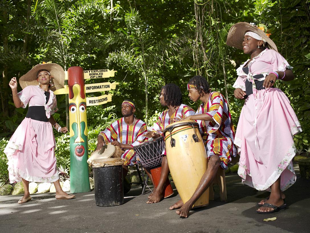 Jamaican Culture And Traditions High on Mystic Mountai...
