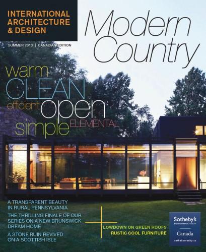 International architecture design summer 2013 for International home decor magazines