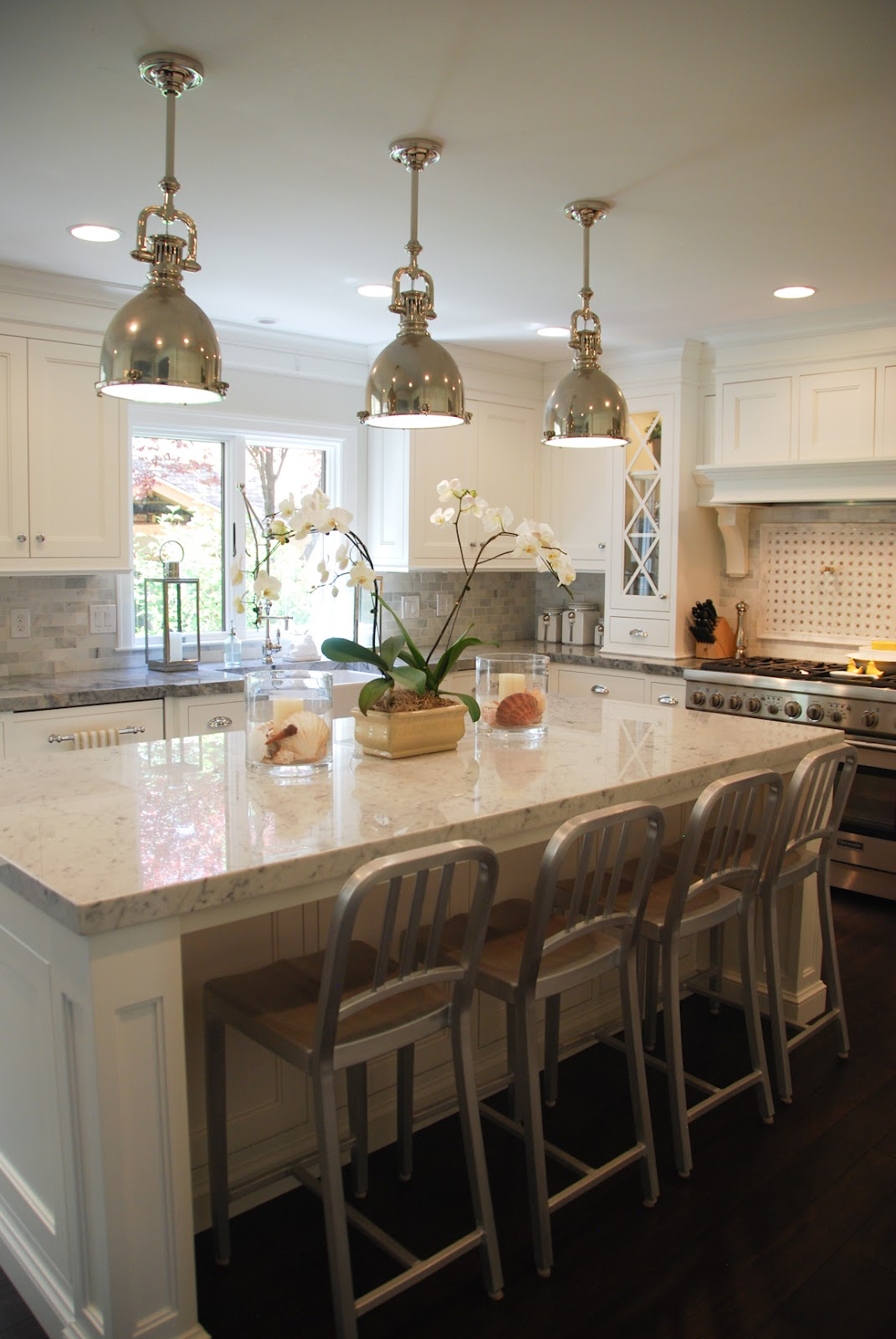 The granite gurus whiteout wednesday 5 white kitchens with super - Photo Mgs By Design