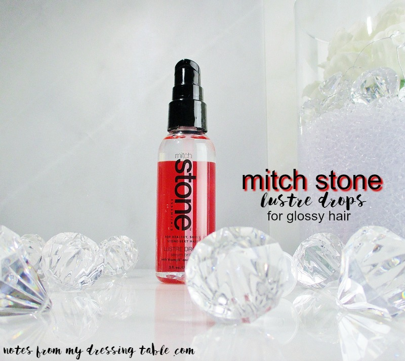 Mitch Stone Lustre Drops for Glossy Hair