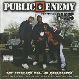 Public Enemy feat. Paris – Rebirth Of A Nation (2006) Flac