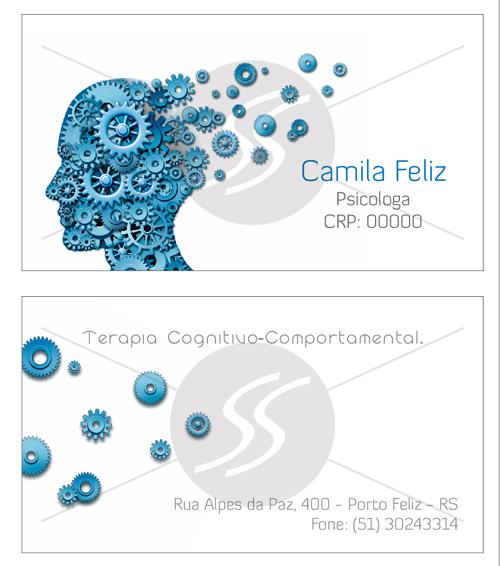 10 cartoes de visita criativos psicologia07 - 10 Cartões de Visita super criativos para Psicólogos
