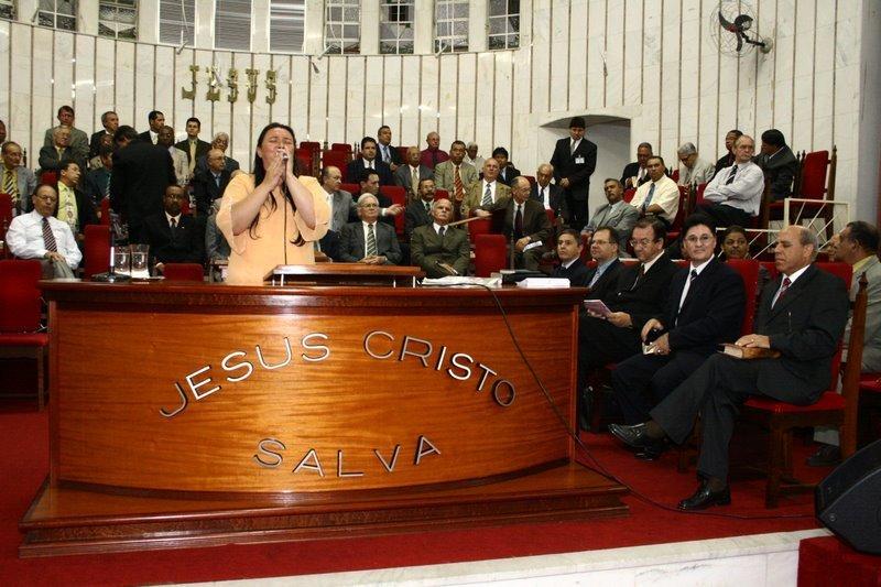 Reunião de Obreiros da Cidade de Porto Alegre/RS