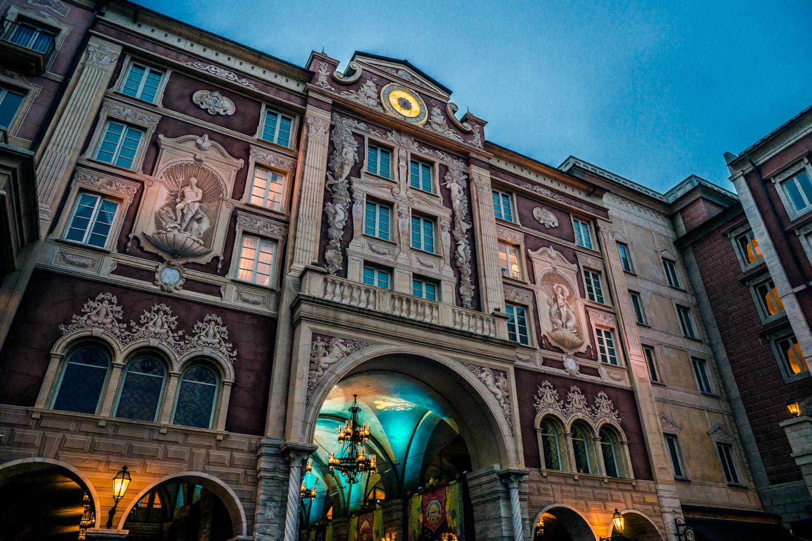 ディズニーシー・ホテルミラコスタの写真